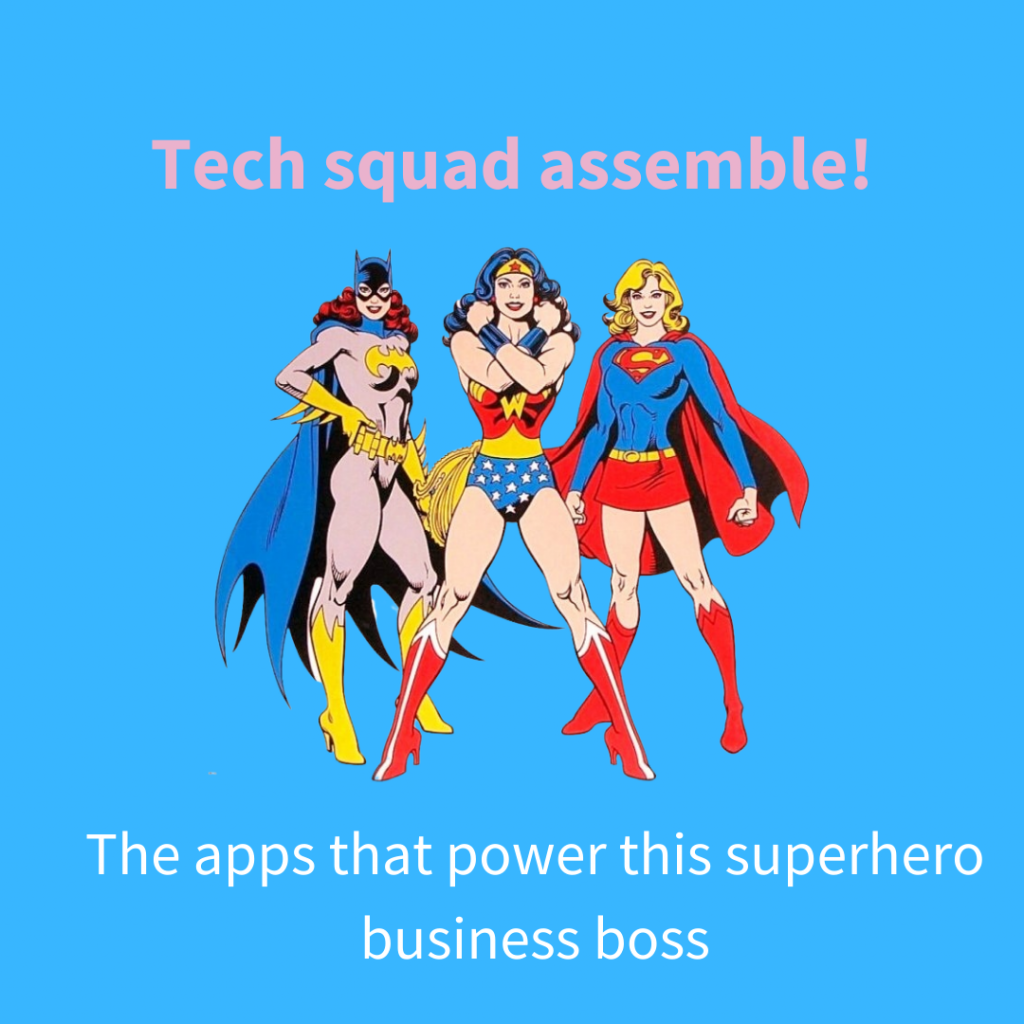 The tech you need to power-up your small business